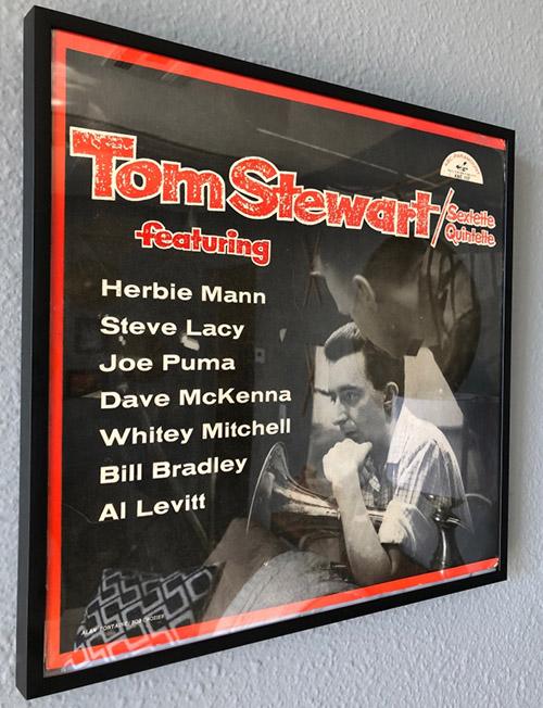 Carl Stewart Album